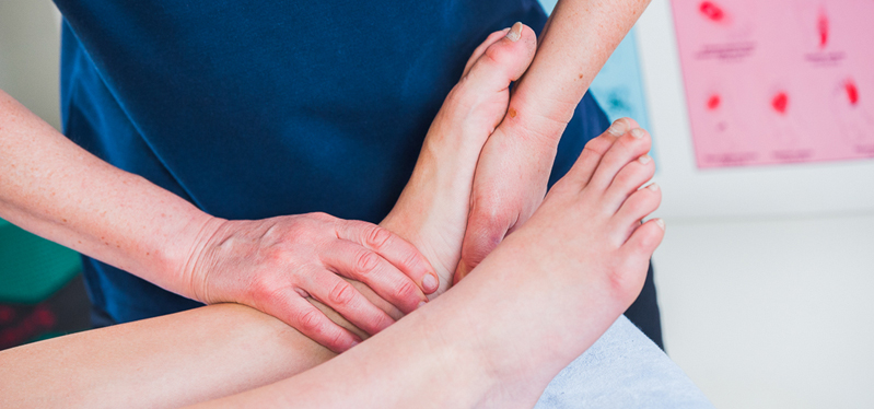 ankle & foot treatment